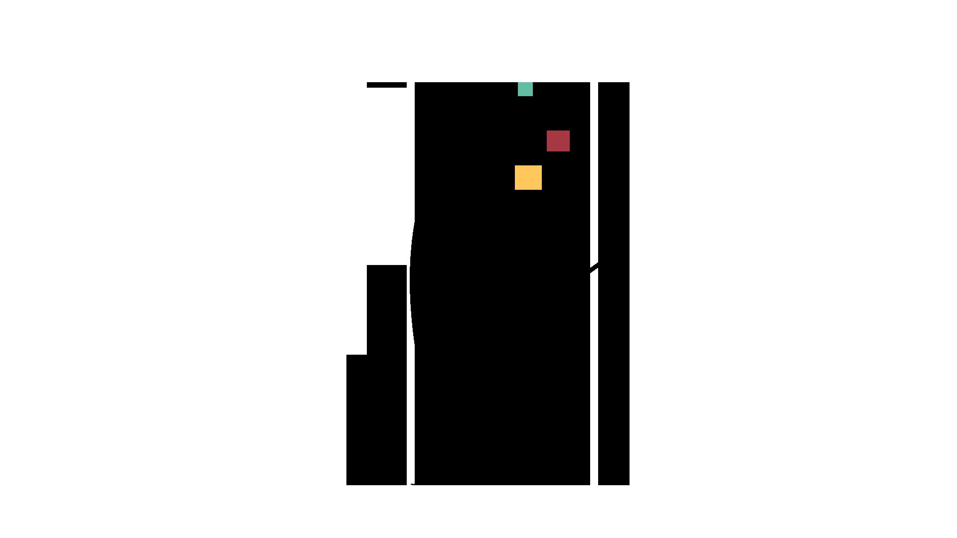 Lara in versione colorataa
