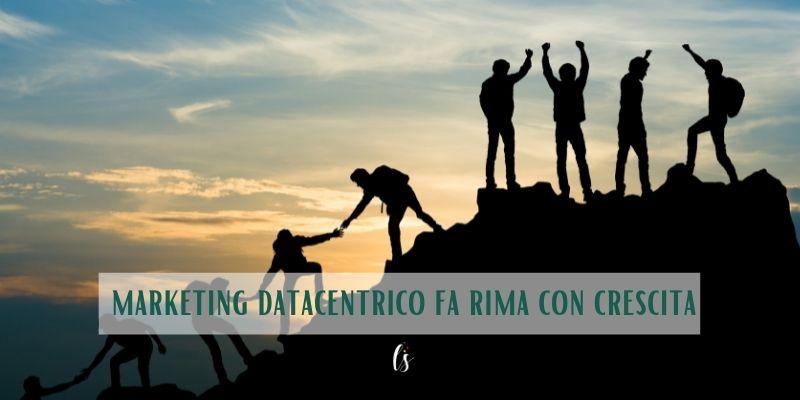 marketing datacentrico fa rima con crescita